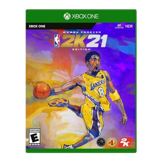 NBA 2K21 Mamba Forever Edition | Xbox One |