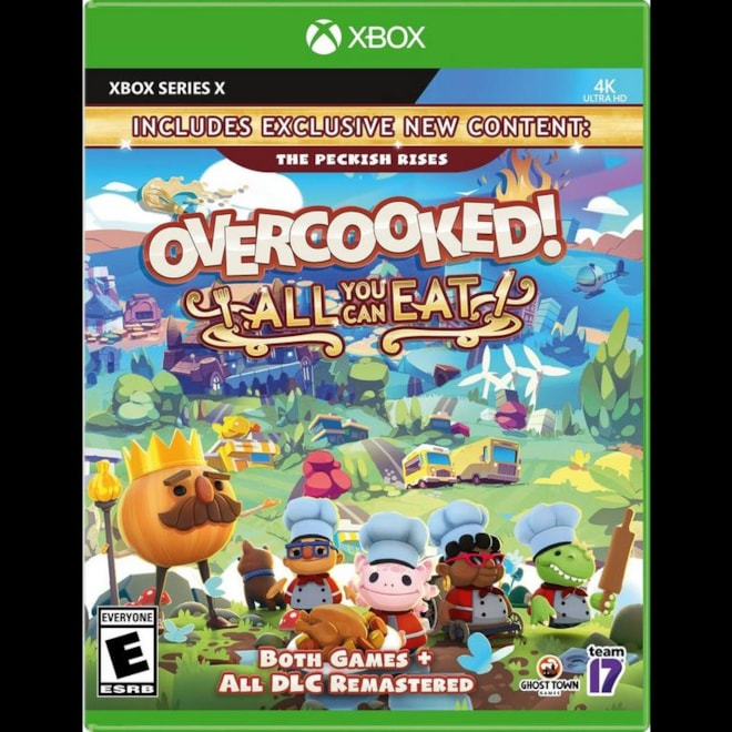 Overcooked! All You Can Eat | Xbox Series X | GameStop