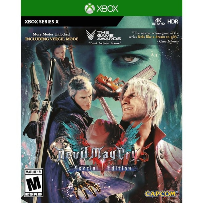 Devil May Cry 5 Special Edition | Xbox Series X | GameStop