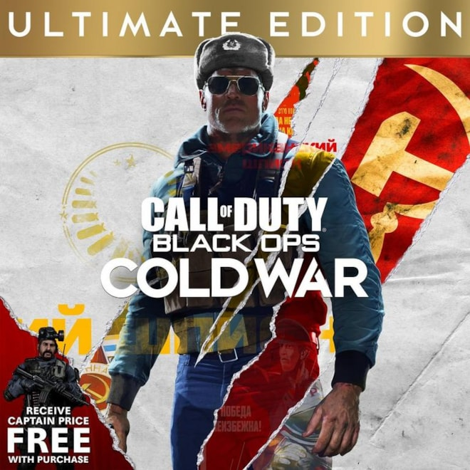 Digital Pre Order Call of Duty: Black Ops Cold War | Xbox One | Ultimate Edition