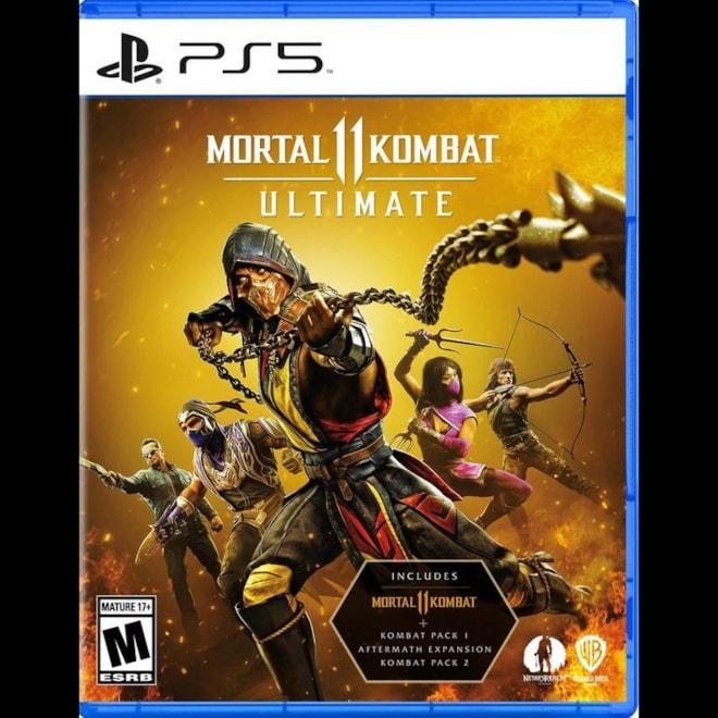 Mortal Kombat 11 Ultimate Edition | PlayStation 5 | GameStop