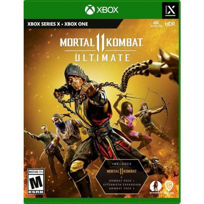 Mortal Kombat 11 Ultimate Edition | Xbox Series X | GameStop