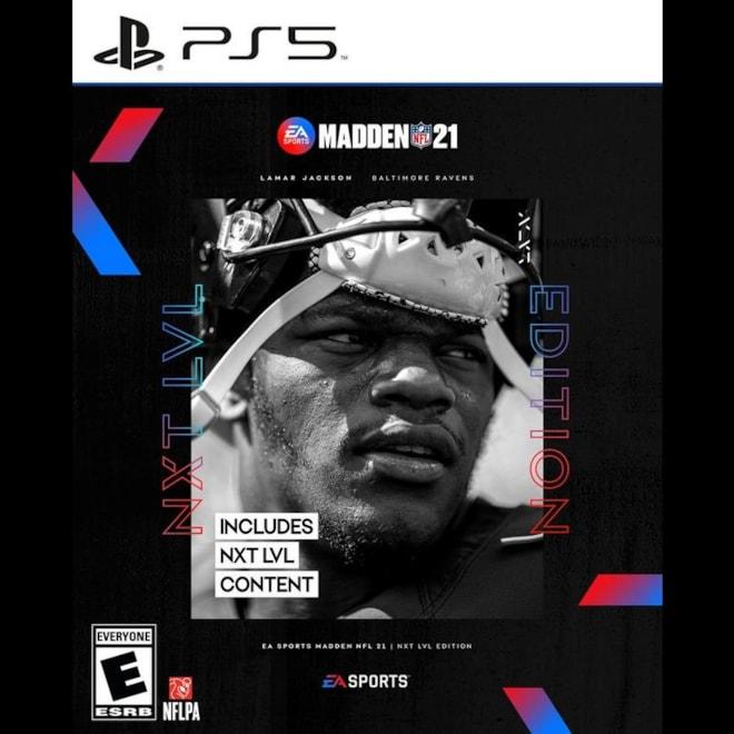 Madden NFL 21 Next Level Edition   PlayStation 5   GameStop