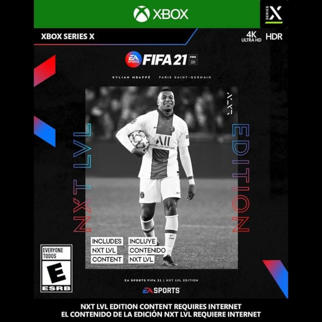 FIFA 21 Next Level Edition | Xbox Series X | GameStop