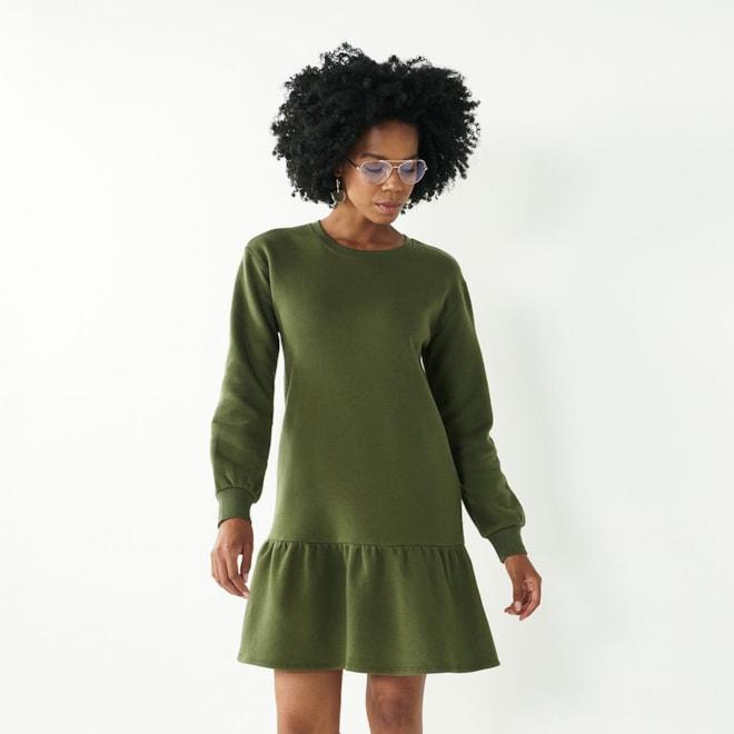 Nine West Sweatshirt Dress