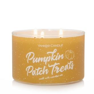 Yankee Candle Pumpkin Patch Treats