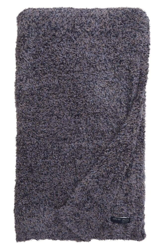 Barefoot Dreams Cozy-Chic Heathered Throw Blanket | Nordstrom