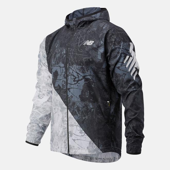 New Balance Printed Jacket
