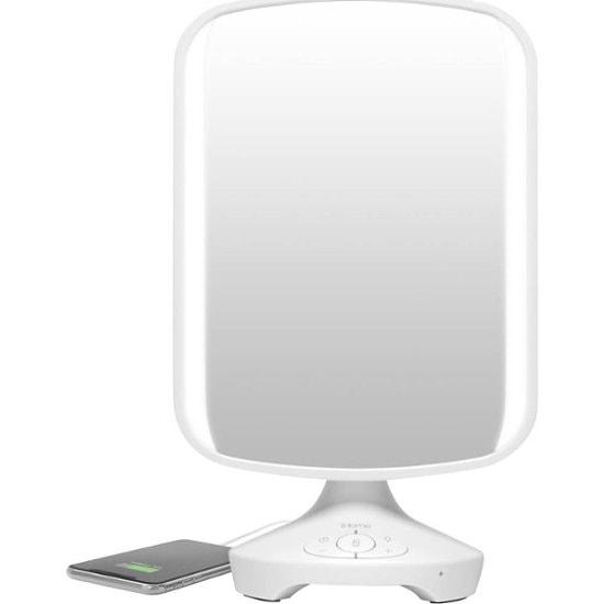 LED Vanity Mirror Speaker