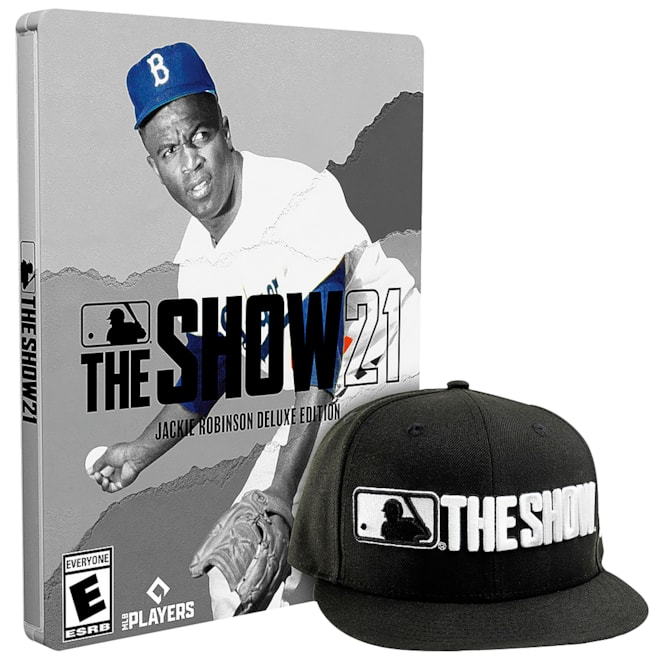 MLB The Show 21 Jackie Robinson Deluxe Edition