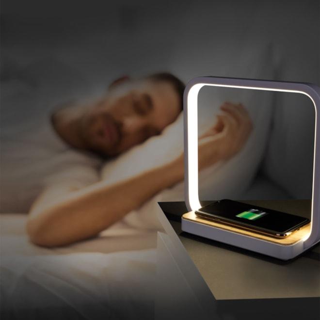 Charging Pad Desk Lamp/Night Light