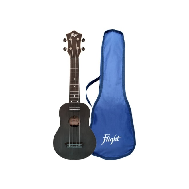 Flight Ukulele Black