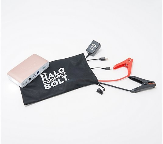 HALO Bolt Compact Portable Charger & Car Jump Starter
