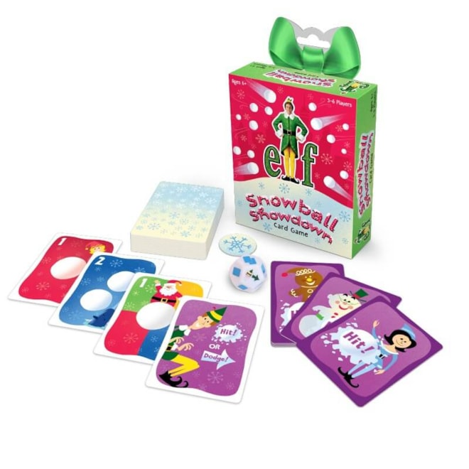 Elf Family Card Game