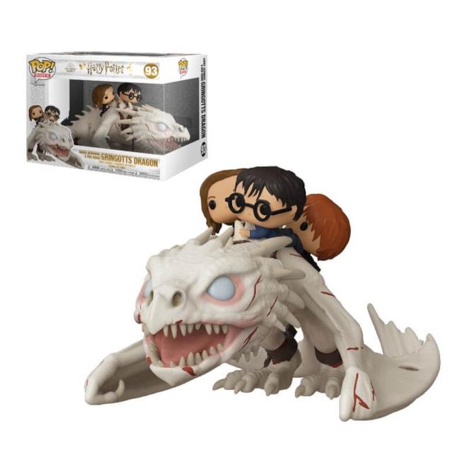 Harry Potter Gringott's Dragon Funko Pop!
