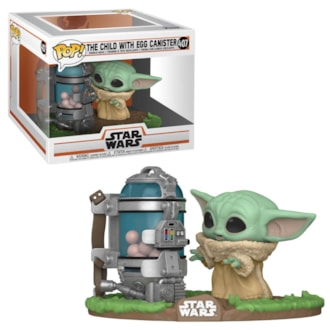 The Child with Canister Funko Pop! Star Wars Mandalorian