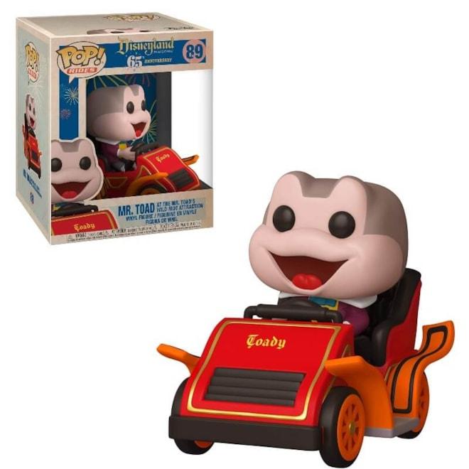Mr. Toad Funko Pop! Disney 65