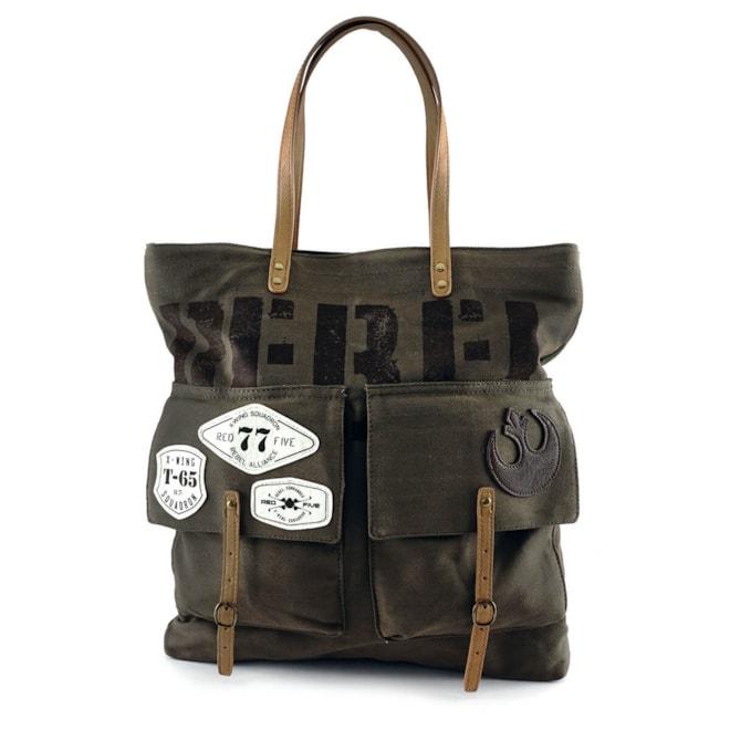 Loungefly Rebel Resistance Tote Bag