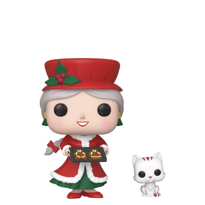 Mrs. Claus Funko Pop!
