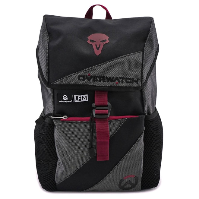 Loungefly Overwatch Reaper Nylon Backpack