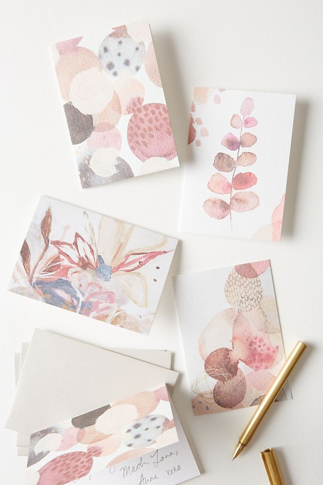 Laura Horn Placid Greeting Cards