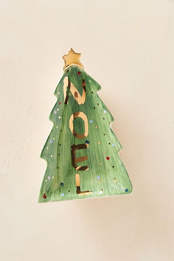 Joyeux Noel Spoon Rest