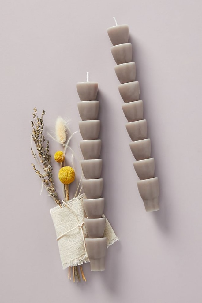 Constance Botanical Taper Candles