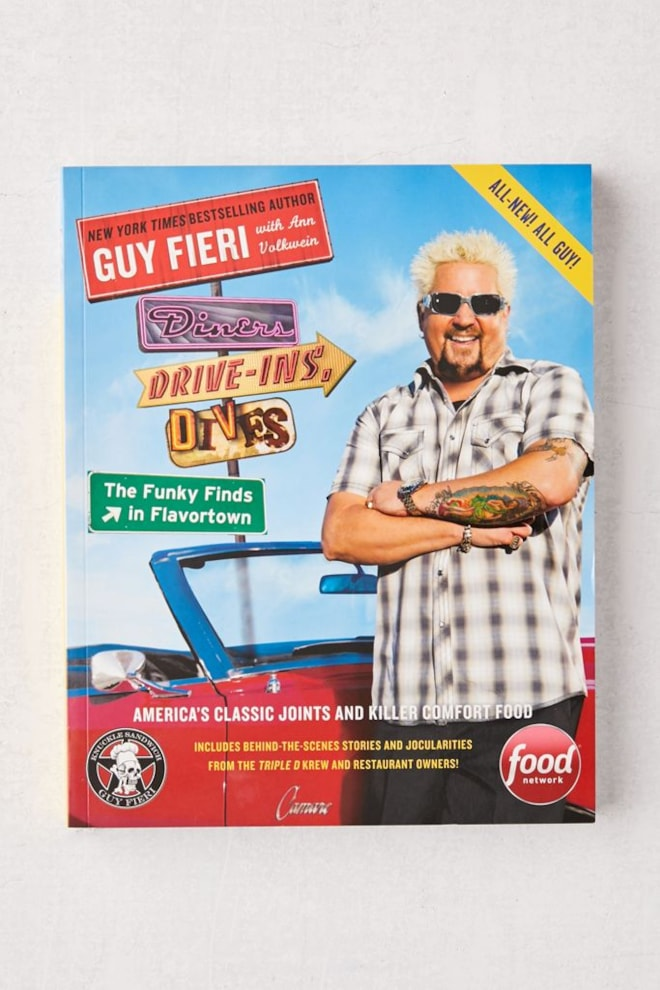 Diners, Drive-ins and Dives: By Guy Fieri