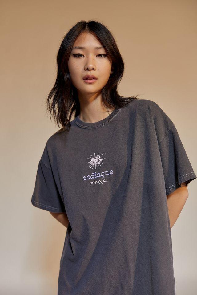 Zodiaque T-Shirt Dress