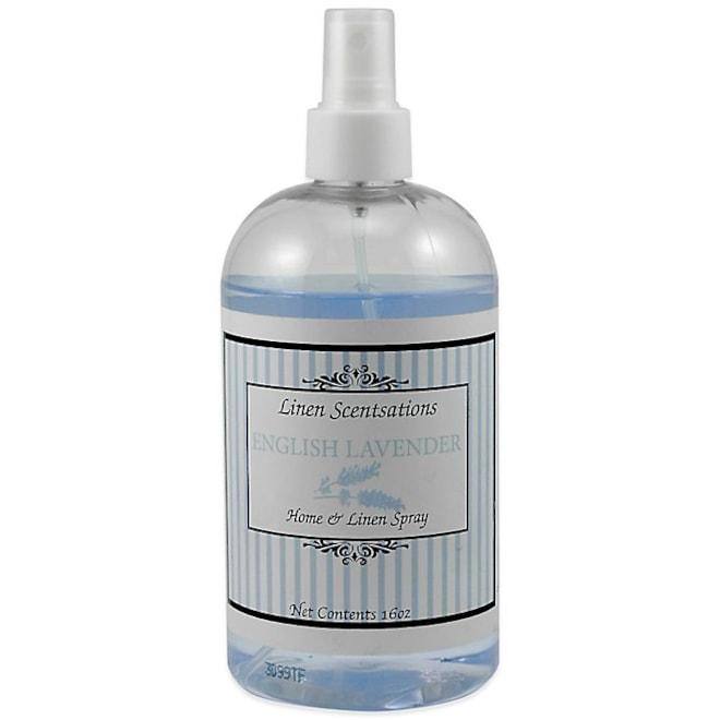 English Lavender Home & Linen Spray