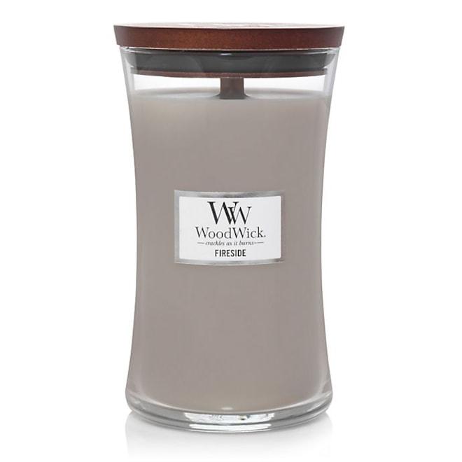WoodWick® Fireside Jar Candle
