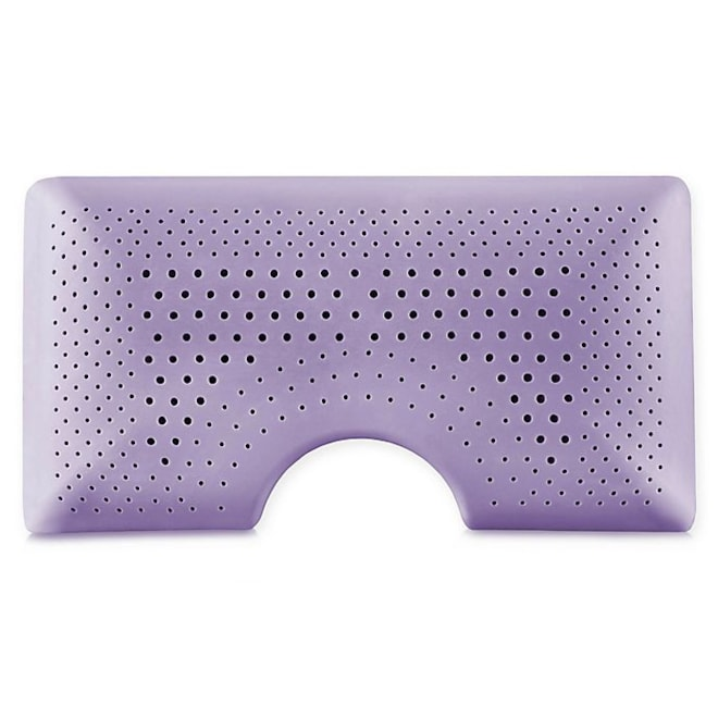 Lavender Infused Memory Foam Pillow