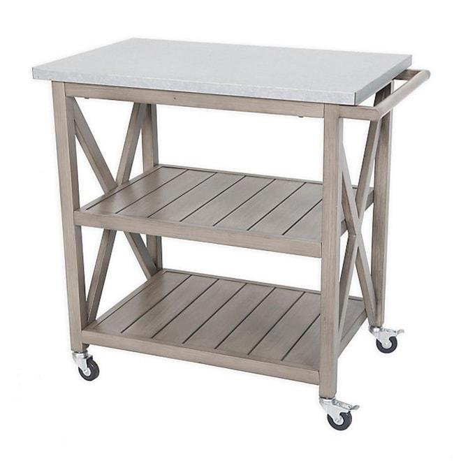 Indoor/Outdoor Bar Cart