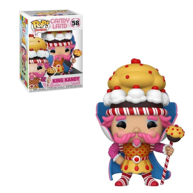 Candyland King Kandy Funko Pop! Vinyl