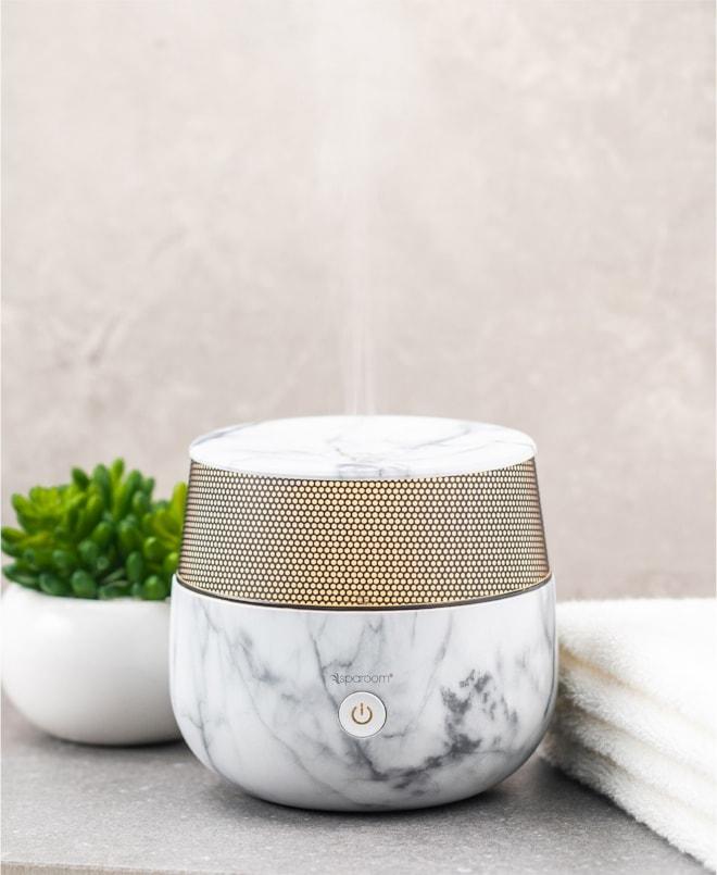 SpaRoom  Marble Ultrasonic Diffuser